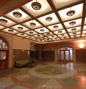 Smathers East Library Lobby