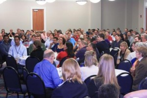Crowd at 2012 Fall IT Assembly