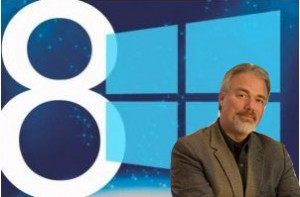 Mark Minasi image with Windows 8 Design