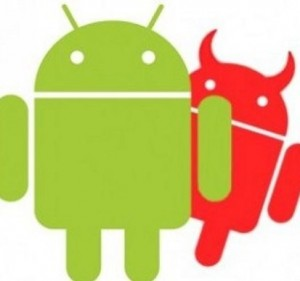 Good Android with Malware Android Sneaking Up on Him