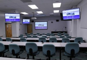 Classroom with A/V Upgrade
