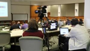 Mediasite presentation capture