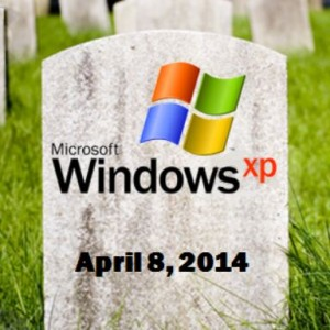 Windows XP Support Ends – April 8, 2014