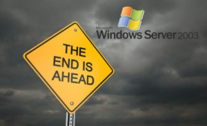 End of Life for Win2003