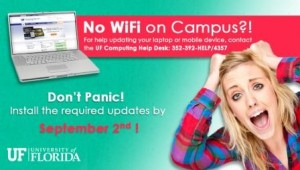 Image of Wi-Fi Blocking Date for Fall 2014 Semester