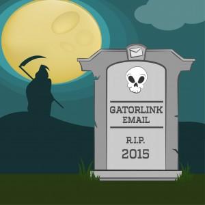 RIP GatorLink Email Image