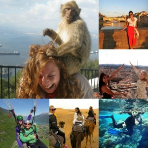 UF Students in Study Abroad