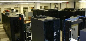 machine-room main campus data center