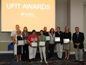 UFIT award recipients