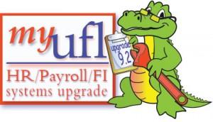 myUFL HR/Payroll/FI systems upgrade