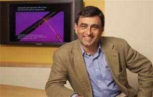 Photograph of Dr. Eric Mazur