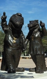 Albert and Alberta Welcome You to UF