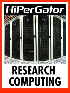 Research Computing Icon featuring HiPerGator