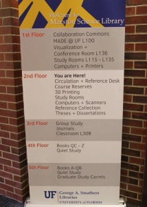 Serving Students: Libraries and Lab Hours for Fall 2015