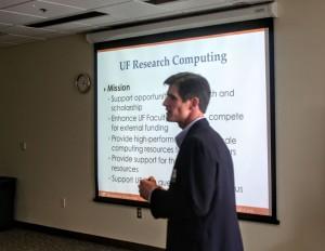 Research Computing Presentation_Charlie Taylor