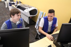 Labs, Learning Spaces Support Student Schedules