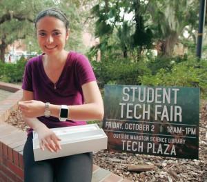 Big Attendance Increase for 2nd Annual Tech Fair