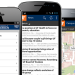 Image showing views of UF Mobile App