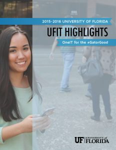 CR 2016 UFIT Highlights Cover Image
