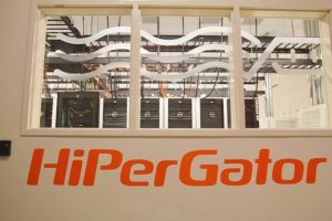 Intro to the HiPerGator supercomputer image