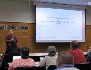 Aug. 2016 Software Licensing Presentation