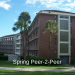 PHOTO: Broward Hall, location of the Spring Peer-2-Peer Event