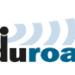 Logo for the eduroam Wi-Fi service.