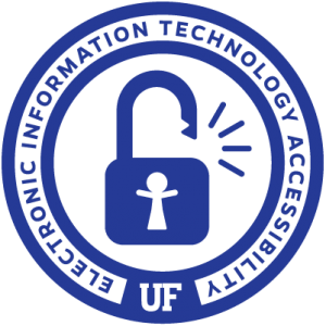 GRAPHIC: Electronic Information Technology Accessibility logo.