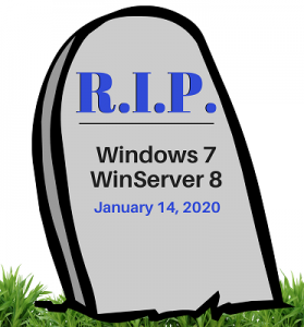 Windows 7 abkündigung