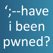 "GRAPHIC: ""Have i been pwned?"" mobile website image."
