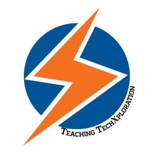 GRAPHIC: Lightning Bolt Icon for Teaching TechXploration Event Image
