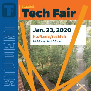 GRAPHIC: Artwork for 2020 Student Tech Fair