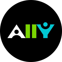 GRAPHIC: Ally accessibility tool logo