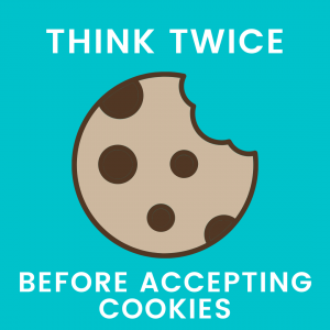 GRAPHIC: Think twice before accepting cookies