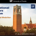 SCREEN CAPTURE: A virtual presentation about the International Scholars Program from UF Preview