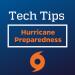 GRAPHIC: Tech Tips Hurricane Preparedness