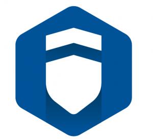 GRAPHIC: Shield image from mandatory information security training program logo