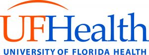 GRAPHIC: UF Health two-color logo