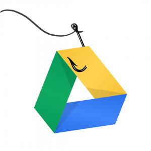 GRAPHIC: Google Drive Phishing Scam