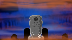 GRAPHIC: UF Skype for Business end-of-life date is May 9, 2021