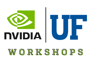 GRAPHIC: NVIDIA UF Workshops
