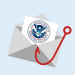 GRAPHIC: A scam email from the U.S. Department of Homeland Security