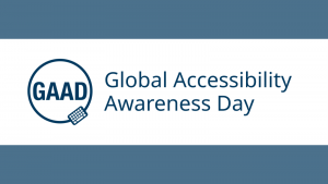 LOGO: Global Accessibility Awareness Day (GAAD)