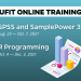 GRAPHIC: UFIT Online Training with SPSS & SamplePower 3 and R Programming