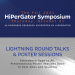 GRAPHIC: Announcement visual for the Fall 2021 HiPerGator Symposium (Oct. 21)