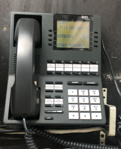 SCREEN GRAB: Example of ATT Phone-set Impacted by Calling Change